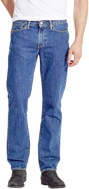 Levi\'s Jeans 514 Straight Fit Stonewash