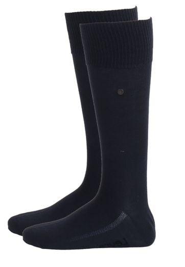Levi's Knee Socks Vintage Cut Navy 2Pack