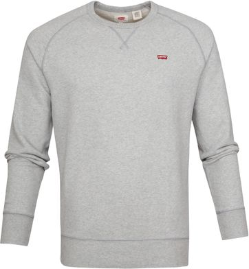 Levi's Original Sweater Grau