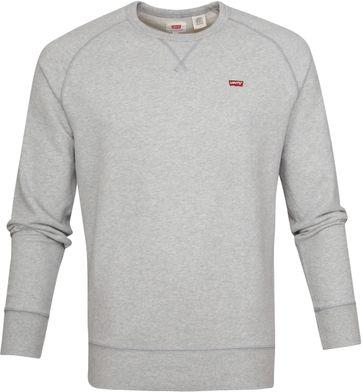 Levi's Original Sweater Grey