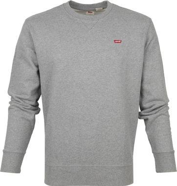 Levi's Original Sweater Grey Heather