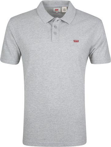 Levi's Poloshirt Housemark Grey