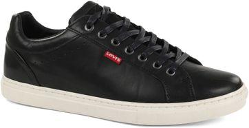 Levi's Sneaker Perris Derby Schwarz