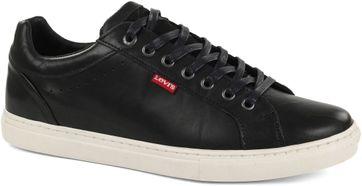 Levi's Sneaker Perris Derby Zwart