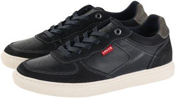 Levi's Sneaker Perris Donkerblauw