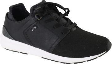 Levi\'s Sneaker Runner Schwarz