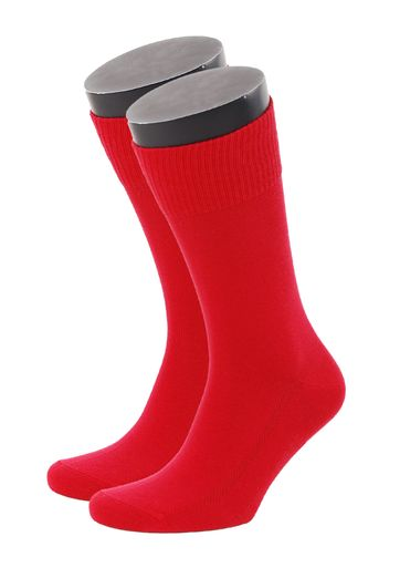 Levi\'s Socken Baumwolle 2-Pack Rot 072