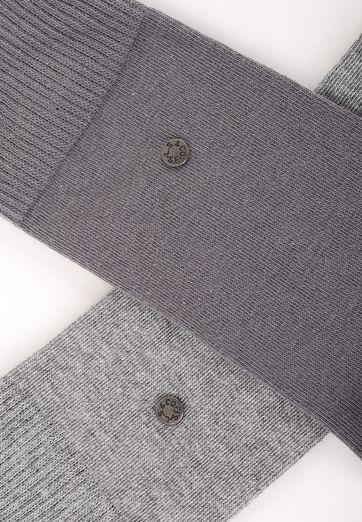 Levi's Socks Cotton 2-Pack Grey 758