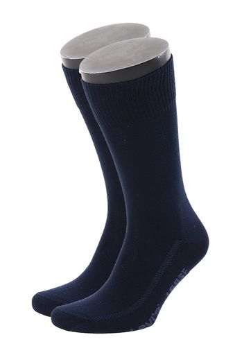 Levi\'s Sok Katoen 2-Pack Donkerblauw 321