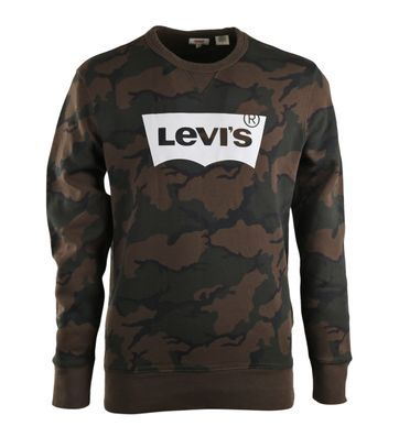 Levi\'s Sweater Camouflage