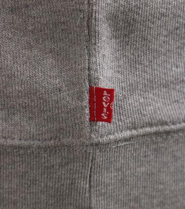 Detail Levi\'s Sweater Logo Print