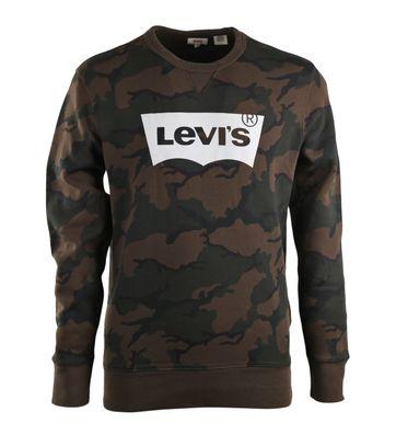 Levi\'s Sweatshirt Camouflage