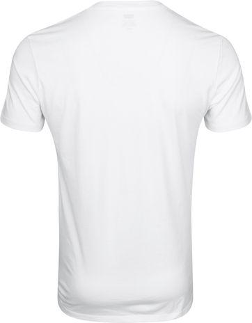 Levi's T-shirt Classic Logo White
