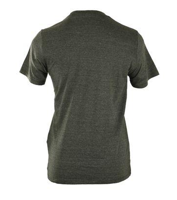 Detail Levi\'s T-shirt Logo Groen