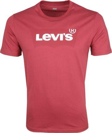 Levi's T-shirt Logo Red