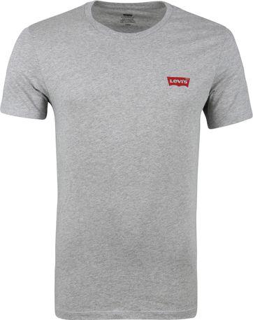 Levi's T-shirt O-Hals 2Pack