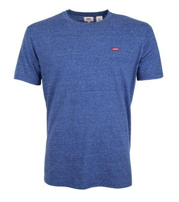 Levi\'s T-shirt Original Blau