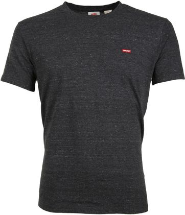 Levi\'s T-shirt Original Dark Grey