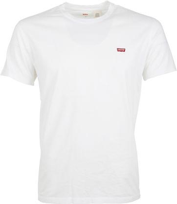 Levi's T-shirt Original Weiss