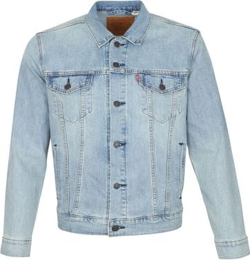 Levi's Trucker Denim Jacket CTI Blue
