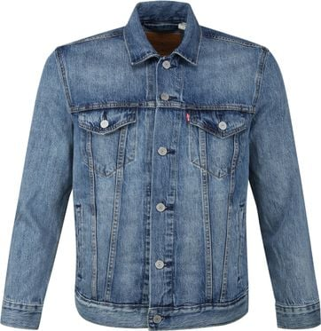 Levi's Trucker Denim Jacket Light Blue