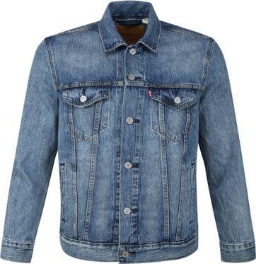 Levi's Trucker Denim Jacket Light Blue