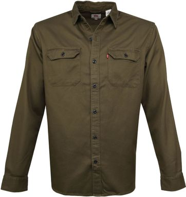 Levi's Worker Overhemd