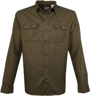 Levi's Worker Shirt