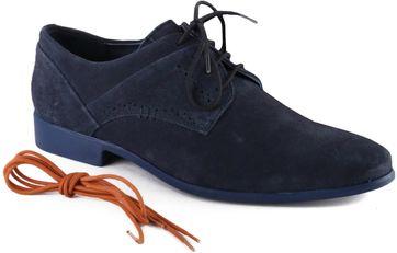 Luxury STBL Shoe Suede Navy