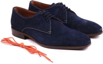 Luxus Herren Schuhe Navy Rog