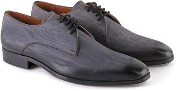 Luxus STBL Schnürsenkel Schuhe Gradient Grau