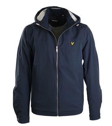 Lyle and Scott Softshell Donkerblauw