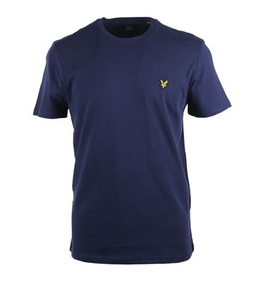 Lyle & Scott Dunkelblau T-shirt