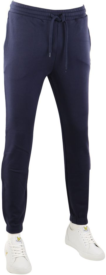 Lyle & Scott Joggingbroek Donkerblauw