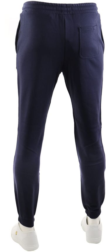 Detail Lyle & Scott Joggingbroek Donkerblauw
