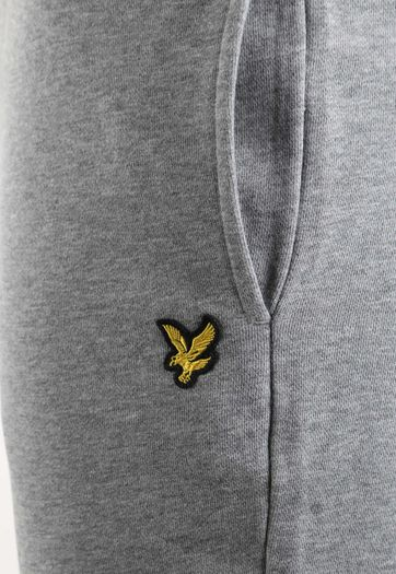 Detail Lyle & Scott Joggingbroek Grijs