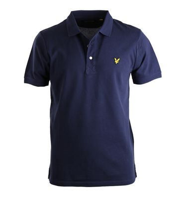 Lyle & Scott Polo Dunkelblau