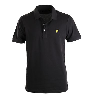 Lyle & Scott Polo Schwarz