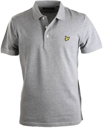 Lyle & Scott Poloshirt Grey