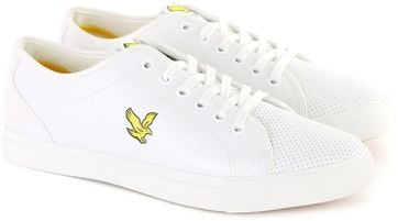 Lyle & Scott Sneaker Whitlock Wit
