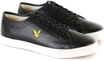 Lyle & Scott Sneaker Whitlock Zwart