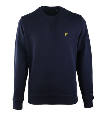 Lyle & Scott Sweater Donkerblauw