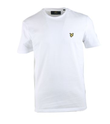 Lyle & Scott Tshirt Wit