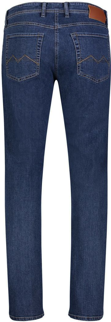 Mac Arne Jeans Light Used Blue