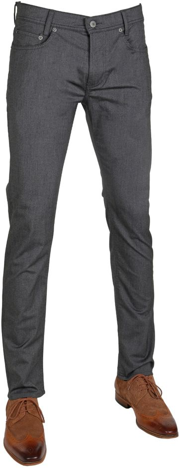 Mac Jeans Arne Pipe Dark Grey