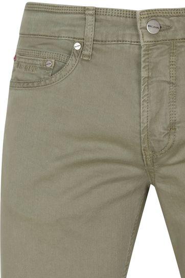 MAC Jeans Arne Pipe Summer Denim Green