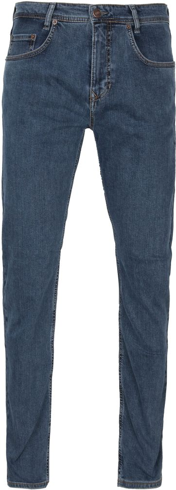 Mac Jeans Arne Washed Greycast Denim