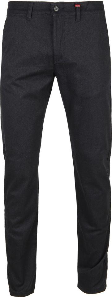Mac Jeans Lennox Navy  Printed