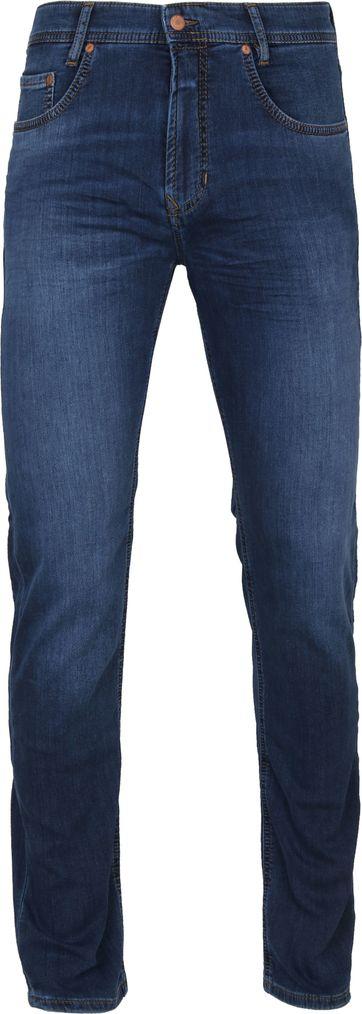 Mac Jog'n Jeans Blauw