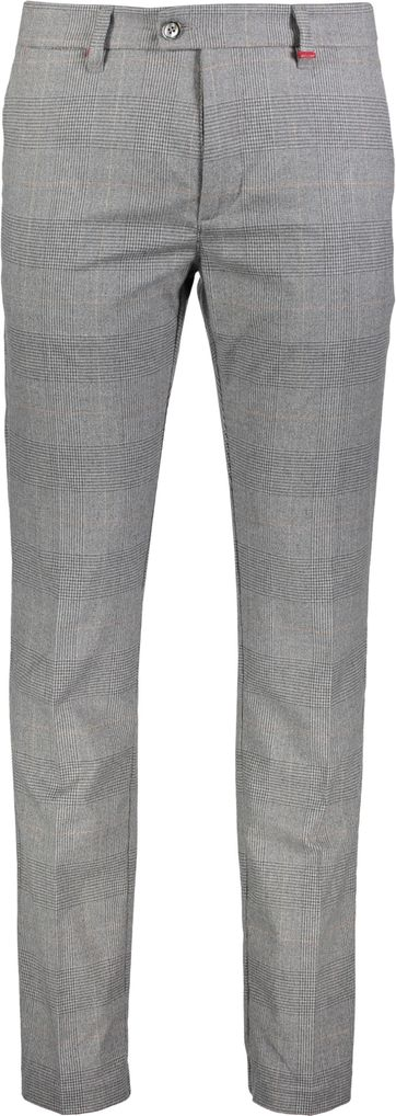 Mac Lennox Chino Steel Checks